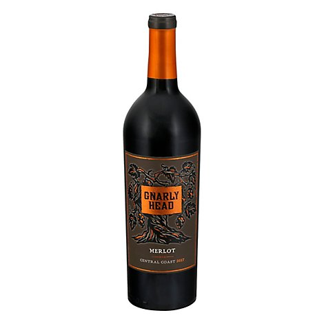 Gnarly Head Merlot Wine - 750 Ml