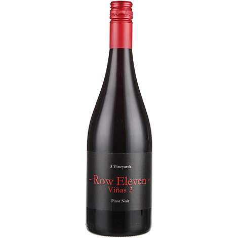 Row Eleven Pinot Noir Wine - 750 Ml