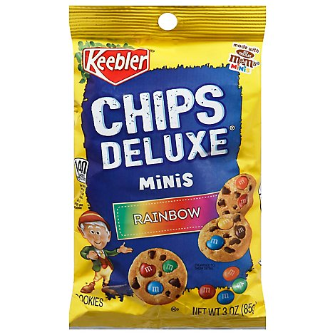 Keebler Cookies Rainbow Chips Deluxe Chocolate Chip - 3 Oz