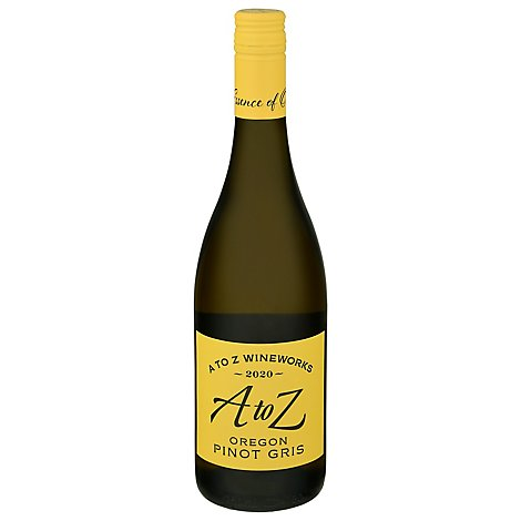A To Z Pinot Gris Wine - 750 Ml
