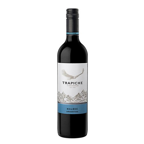 Trapiche Wine Red Malbec - 750 Ml