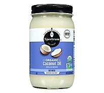 Spectrum Coconut Oil Organic Refined - 14 Fl. Oz.