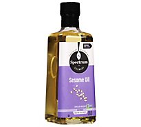Spectrum Sesame Oil Refined - 16 Fl. Oz.