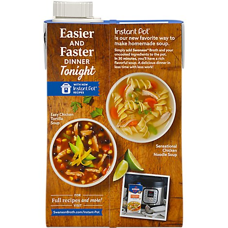 Swanson Broth Chicken - 48 Oz