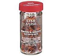 Morton & Bassett Star Anise - 0.6 Oz