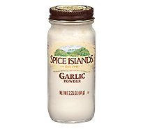 Spice Islands Garlic Powder - 2.25 Oz
