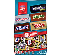 Mars Chocolate Variety Pack Candy Bars Minis Size 40 Oz