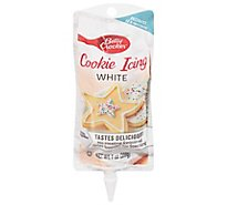 Betty Crocker Decorating Icing Cookie White - 7 Oz