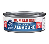 Bumble Bee Tuna Albacore Solid White in Vegetable Oil - 5 Oz