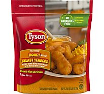Tyson Fully Cooked Honey Battered Breast Tenders 25.5 Oz Frozen