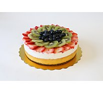 Signature Select Artisan Fruit Topped Mousse Cake - Each