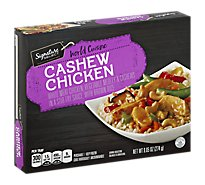 Eating Right Frozen Meal Cashew Chicken - 9.65 Oz