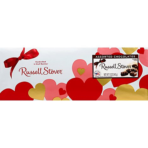 Russell Stover Chocolate Fine Assorted - 12 Oz