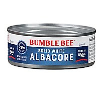 Bumble Bee Tuna Albacore Solid White in Water - 5 Oz