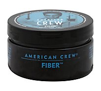American Crew Fiber with High Hold and Low Shine - 3 Oz