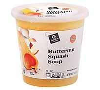 Signature Cafe Soup Autumn Harvest Butternut Squash Cold - 24 Oz