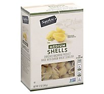 Signature SELECT Pasta Shells Medium Box - 12 Oz