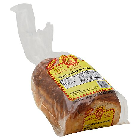 Sumanos Bakery Watsonville Sourdough Loaf - 24 Oz