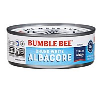 Bumble Bee Tuna Albacore Chunk White in Water - 5 Oz