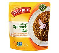 Tasty Bite Spinach Dal - 10 Oz