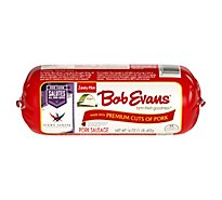 Bob Evans Pork Sausage Zesty Hot - 16 Oz