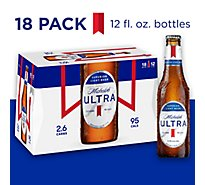 Michelob Ultra Beer Superior Light Bottle - 18-12 Fl. Oz.