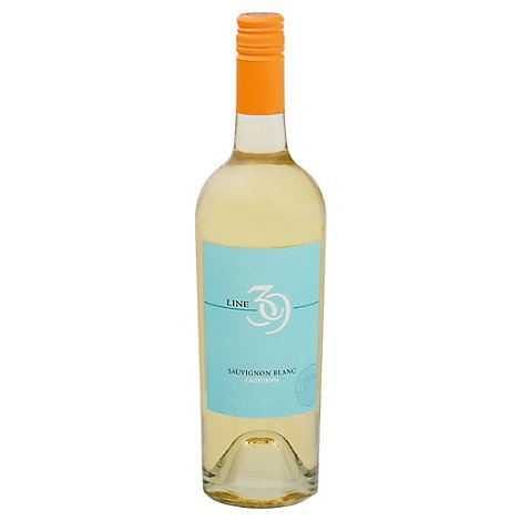 Line 39 Wine Sauvignon Blanc Lake Country - 750 Ml