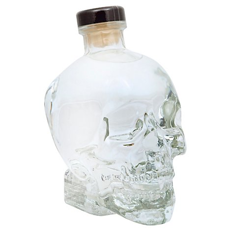 Crystal Head Vodka 80 Proof - 750 Ml
