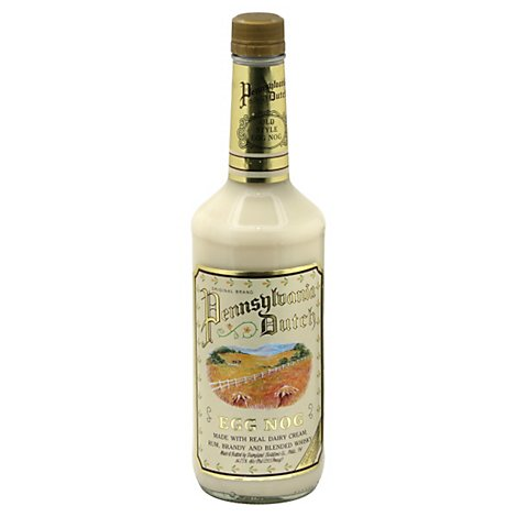 Pennsylvania Dutch Egg Nog - 750 Ml