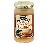 Signature SELECT Gravy Home Style Turkey - 12 Oz
