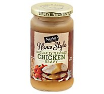Signature SELECT/Kitchens Gravy Home Style Chicken - 12 Oz