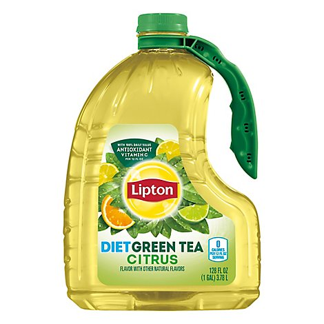 Lipton Green Tea Diet Citrus - 1 Gallon