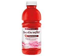 SoBe lifewater Hydration Beverage Nutrient Enhanced Yumberry Pomegranate  - 20 Fl. Oz.