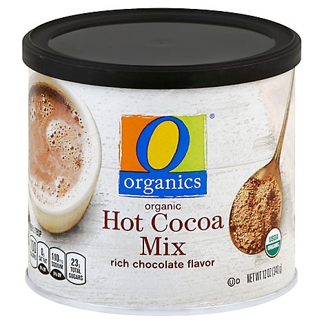 O Organics Cocoa Mix Organic Hot - 12 Oz