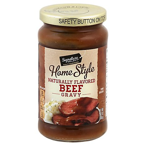 Signature SELECT/Kitchens Gravy Home Style Beef - 12 Oz