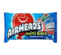 Airheads Candy Mini Bars Assorted - 12 Oz