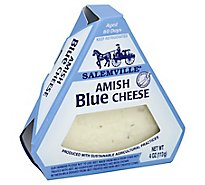 Salemville Cheese Blue Amish - 4 Oz