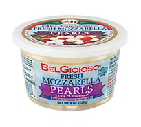 BelGioioso Cheese Mozzarella Fresh Pearls Little Ones - 8 Oz