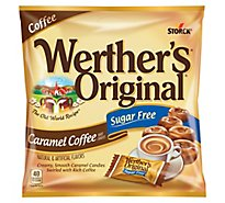 Werthers Original Caramel Hard Candies Sugar Free Caramel Coffee - 2.75 Oz