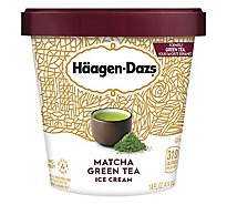 Haagen-Dazs Ice Cream Green Tea - 14 Fl. Oz.