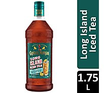 Captain Morgan Long Island Iced Tea - 1.75 Liter