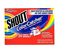 Shout Color Catcher 24 ct
