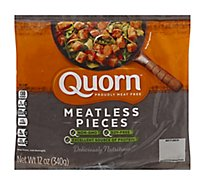 Quorn Meatless Pieces Non GMO Soy Free - 12 Oz