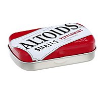 Altoids Smalls Peppermint Sugarfree Mints Single Pack 0.37 Oz