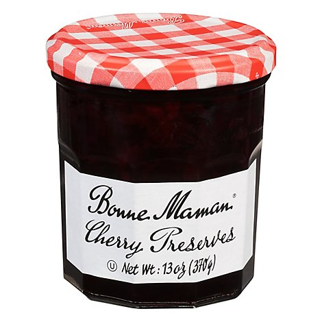Bonne Maman Preserves Cherry - 13 Oz