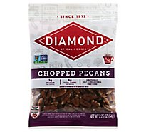 Diamond of California Pecans Chopped - 2.25 Oz