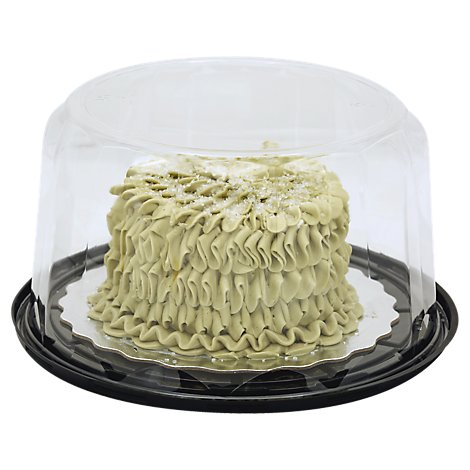 Bakery Cake Petite 5 Inch Chocolate Deco - Each
