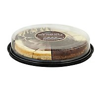 Signature SELECT New York Chocolate Platter Cheesecake - Each