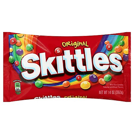 Skittles Original Candy Bag 14 Oz