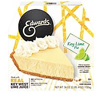 EDWARDS Pie Key Lime Box Frozen - 36 Oz